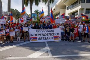 Armenian Demonstration